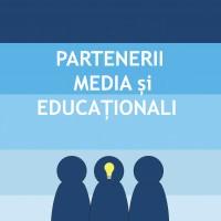 Parteneri media și educaționali