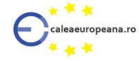 logo calea europeana vector