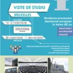 PJno1D#3(2nd_concept) - Vizite studiu Bruxelles, poster, 5sept2016